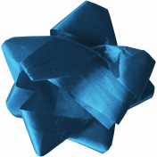 Bow 26- Blue
