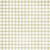 Plaid Paper- Tan