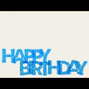 Birthday Journal Card 03