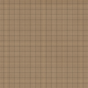Paper 064- Grid- Tan & Black