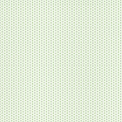 Paper 067- Polka Dots- Green & White