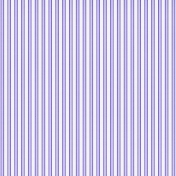 Paper 069- Stripes- Purple & White