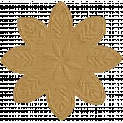 Paper Flower 28- Tan
