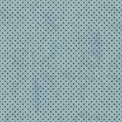 Blue Polka Dot 18 Paper