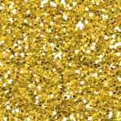 Challenged Glitter- Yellow