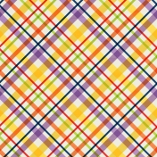 Challenged Paper- Plaid