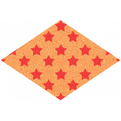 Challenged Sticker 03- Diamond Stars