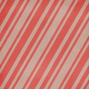 Taiwan Paper- Stripes- Red