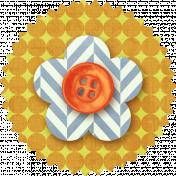 Taiwan Paper Flower 10d- Circles & Stripes
