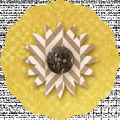 Taiwan Paper Flower 10q- Checkerboard