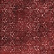 Snowflake Paper- Purple
