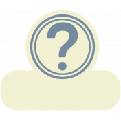 Taiwan Recreation Tab- Question Mark