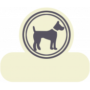 Taiwan Recreation Tab- Dog