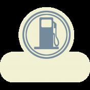 Taiwan Recreation Tab- Gas Pump