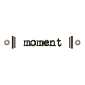 Travel Label- Moment