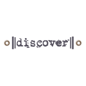 Travel Label- Discover