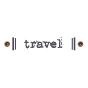 Travel Label- Travel