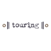Travel Label- Touring