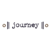 Travel Label- Journey
