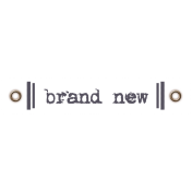Travel Label- Brand New