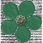 Taiwan Paper Flower- Green