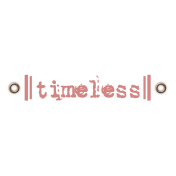 Taiwan Love Label- Timeless