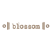 Taiwan Love Label- Blossom