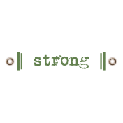 Taiwan Love Label- Strong