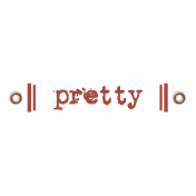 Taiwan Love Label- Pretty