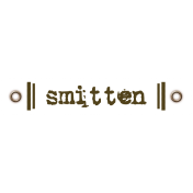 Taiwan Love Label- Smitten