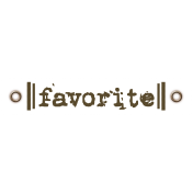 Taiwan Love Label- Favorite