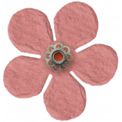 Taiwan Paper Flower- Pink