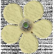 Taiwan Paper Flower- Cream