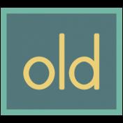 Old - Change Word Art