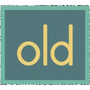 Old- Change Word Art