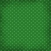 Polka Dot 8- Green