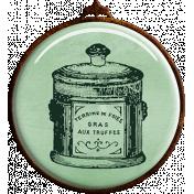 Circle Texture Brad- Fairy Tale