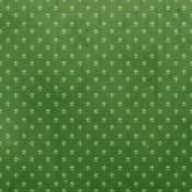 Vietnam Extra Paper- Green Ornamental