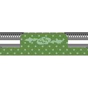 Vietnam Tab 07- Green & Polka Dot