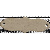 Vietnam Tag- Chipboard Wavy
