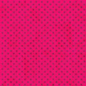 Vietnam Paper- Pink Polka Dot