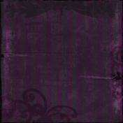 Vietnam Paper- Purple & Gray Stripes