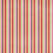 Stripes Paper- Purple & Orange