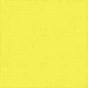 Christmas Cookies Paper- Solid Yellow