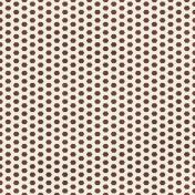 Dino Paper- Brown Hexagon