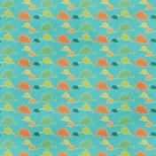 Dino Paper- Stegosaurus