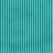 Dino Paper- Teal Stripes
