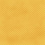 Dino Paper- Yellow Polka Dot