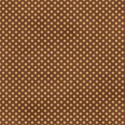 Dino Paper- Polka Dot- Brown
