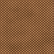 Dino Paper- Polka Dot- Brown